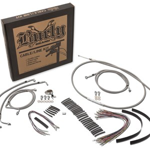 Braided Stainless Steel Cable Kits for Baggers