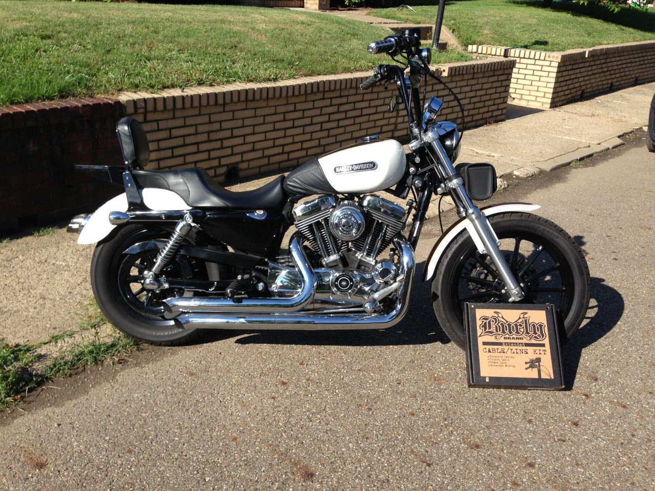 Cable Kits For Sportsters With Apehangers Cable Kits