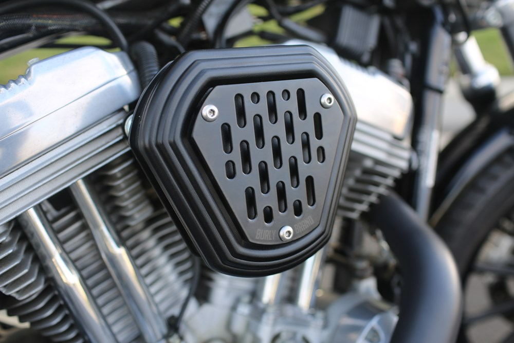 HEX Air Cleaner | AIR CLEANERS | Burly Brand