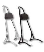Sissy Bar Tall - w/Pad