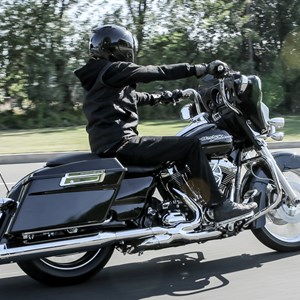 Bagger Bars on Street Glide